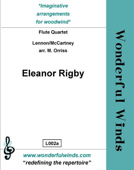 ELEANOR RIGBY (score & parts)