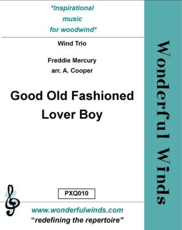 GOOD OLD FASHIONED LOVER BOY