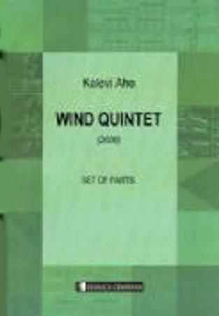 WIND QUINTET (set of parts)