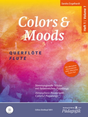 COLORS & MOODS Volume 1 + CD