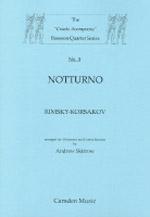 NOTTURNO (score & parts)