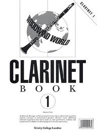 WOODWIND WORLD Clarinet Book 1 (part only)