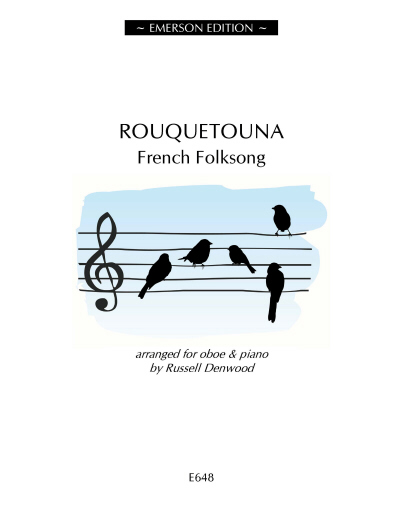 ROUQUETOUNA French Folksong - Digital Edition
