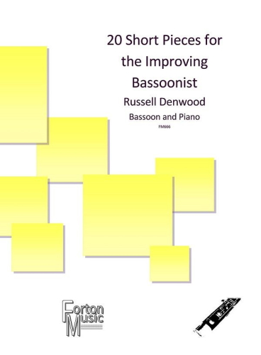 20 SHORT PIECES for the Improving Bassoonist