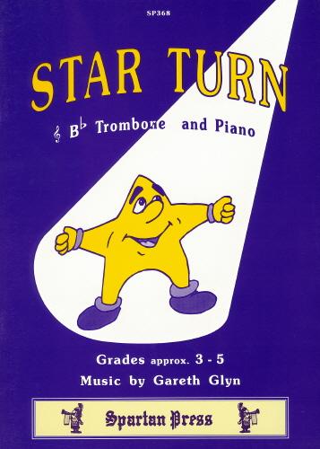 STAR TURN (treble clef)
