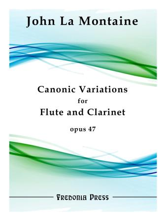 CANONIC VARIATIONS Op.47