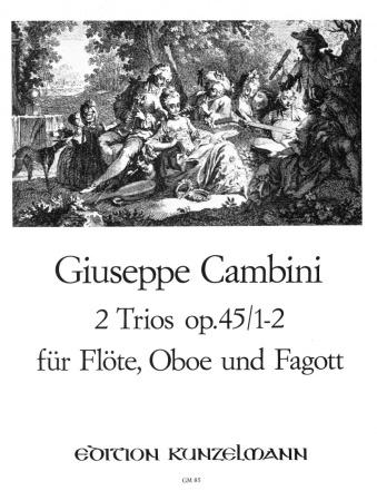 TWO TRIOS Op.45