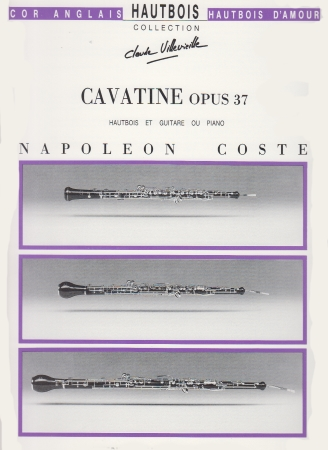 CAVATINE Op.37