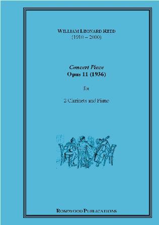 CONCERT PIECE Op.11