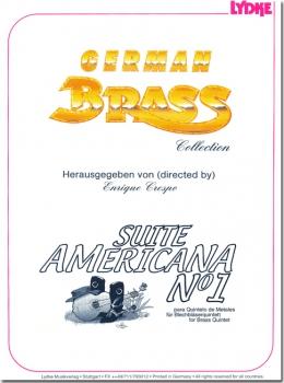 SUITE AMERICANA No.1 (score & parts)