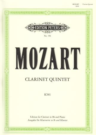 CLARINET QUINTET K581