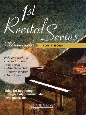 FIRST RECITAL SERIES + CD