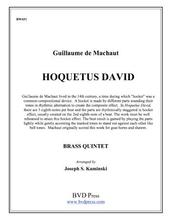 HOQUETUS DAVID