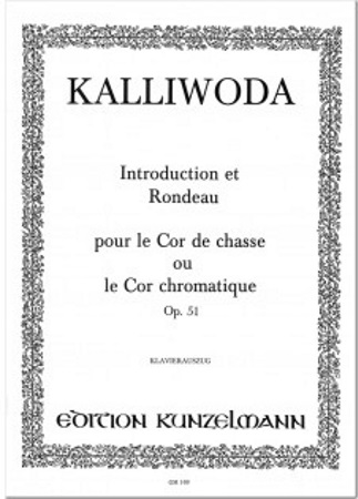 INTRODUCTION AND RONDO Op.51