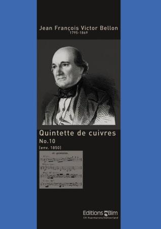 QUINTET No.10 (score & parts)
