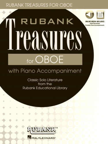 RUBANK TREASURES + Online Audio