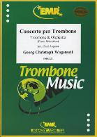 CONCERTO (18th century) alto/tenor clef
