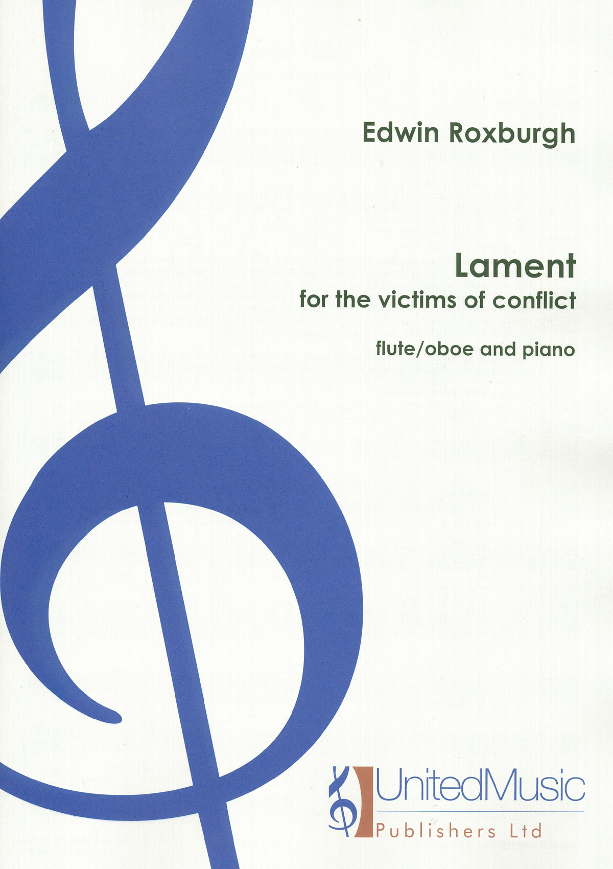 LAMENT FOR THE VICTIMS OF CONFLICT score