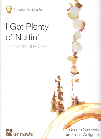 I GOT PLENTY O' NUTTIN' (score & parts)