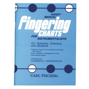 FINGERING CHARTS for Instrumentalists