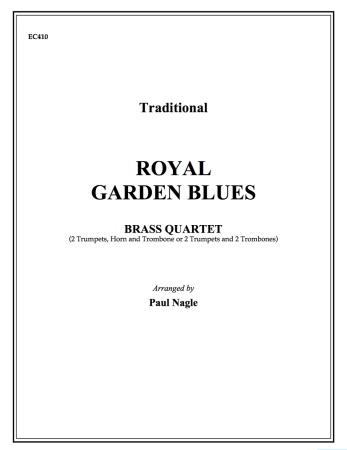 ROYAL GARDEN BLUES (score & parts)