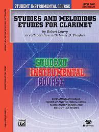 STUDIES & MELODIOUS ETUDES Level 2
