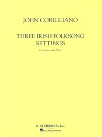 THREE IRISH FOLKSONG SETTINGS