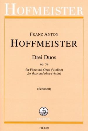 DREI DUOS Op.38