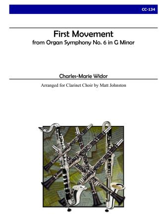 FIRST MOVEMENT from Organ Symphony No.6