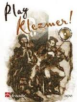 PLAY KLEZMER! + CD