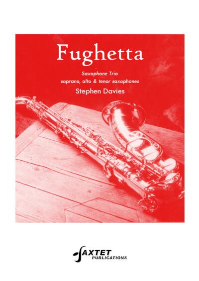 FUGHETTA (score & parts)