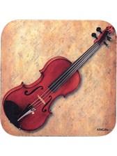 DRINKS COASTER Violin