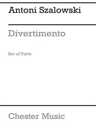 DIVERTIMENTO (set of parts)