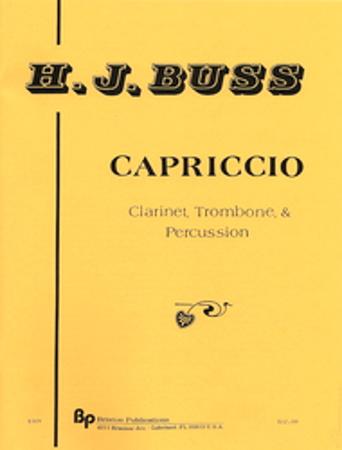 CAPRICICO score & parts