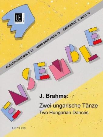 TWO HUNGARIAN DANCES Nos. 5 & 6