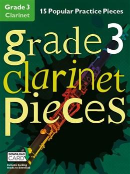 GRADE 3 CLARINET PIECES + Downloads
