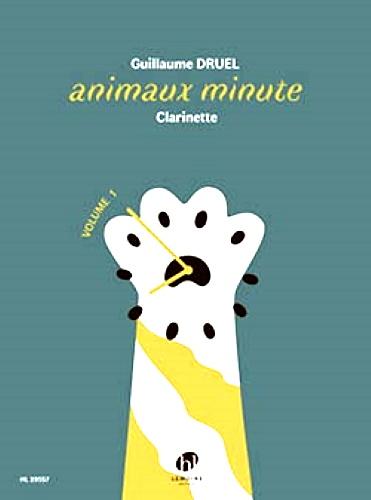 ANIMAUX MINUTE Volume 1
