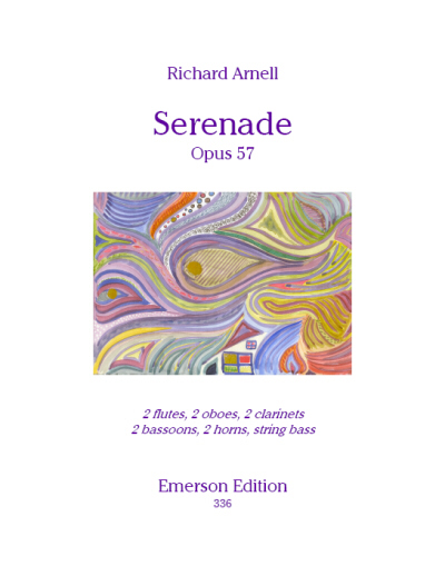 SERENADE Op.57 (score & parts)