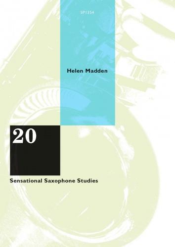 20 SENSATIONAL SAXOPHONE STUDIES