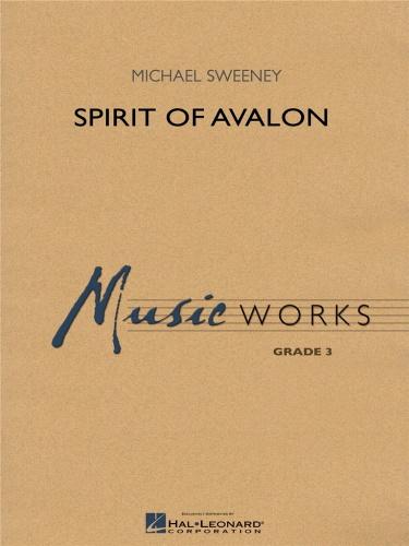 SPIRIT OF AVALON (score & parts)