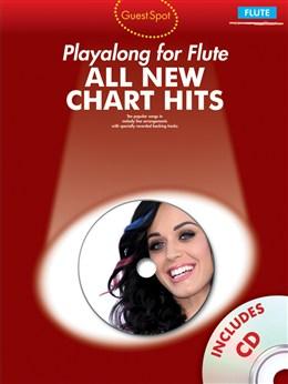 GUEST SPOT All New Chart Hits + CD