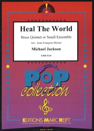 HEAL THE WORLD (score & parts)