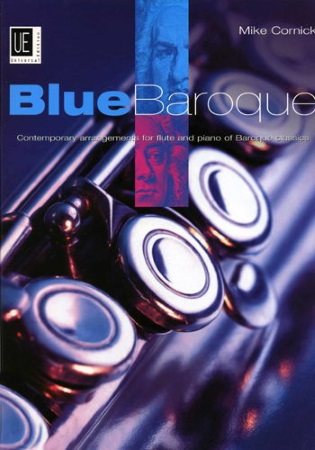 BLUE BAROQUE contemporary arrangements of baroque classics