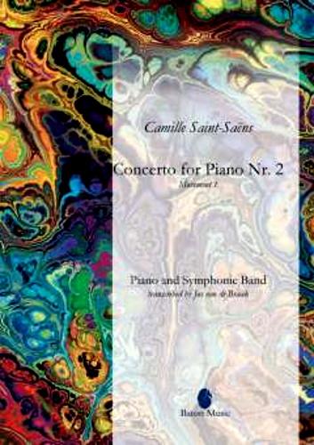 CONCERTO FOR PIANO No.2 - First movement