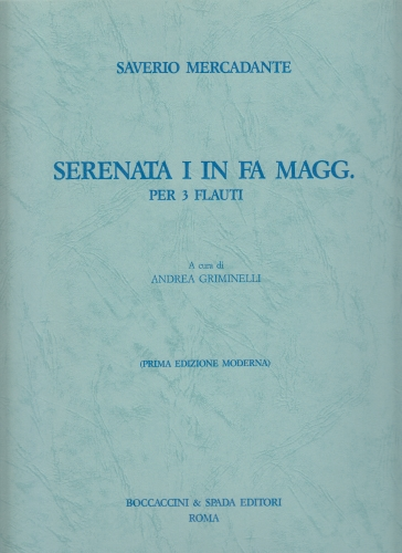 SERENATA I in F