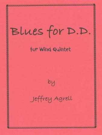 BLUES FOR DD (score & parts)
