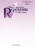 KALMEN OPPERMAN REPERTOIRE COLLECTION Volume 1
