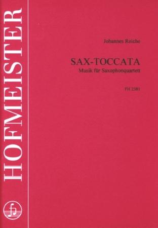 SAX-TOCCATA