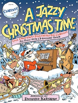 A JAZZY CHRISTMAS TIME + CD