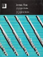 40 MODERN STUDIES for Solo Flute